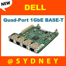 NEW Dell Intel I350-T4 Quad Port 1GbE RNDC For NX3200 NX3300 Network Card R1XFC