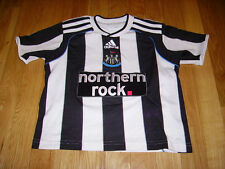 ADIDAS CLIMACOOL 2009 NEWCASTLE UNITED SOCCER TODDLER OFFICIAL REPLICA JERSEY