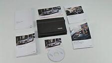 Audi A8 S8 Bordmappe Navi Plus Kurzanleitung Bedienungsanleitung Onboard CD
