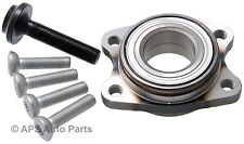 AUDI A6 2.4 2.7 2.8 3.0 3.2 4.2 RS6 S6 QUATTRO TDi FRONT WHEEL BEARING HUB KIT