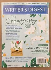 Writer's Digest Creativity Issue Maximize Brainpower July/Aug 2015 FREE SHIPPING