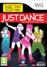 Just Dance Nintendo Wii PAL COMPLETE