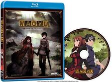 Maoyu . The Complete Series Collection . Anime . Blu-ray . NEU