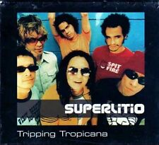 CD NEUF et scellé - SUPERLITIO - TRIPPING TROPICANA -C41