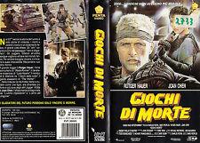 Giochi di morte (1989) VHS