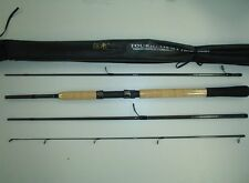 Brand new 4 Sections Japanese Graphite spinning rod 9 Feet,6-10kgs