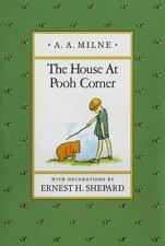 The House at Pooh Corner (Pooh Original Edition)-ExLibrary