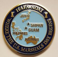 USMS United States Marshals Service Districts of Guam & Northern Mariana Islands