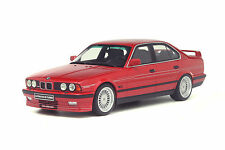 BMW ALPINA E34 B10 BITURBO RED 1/18 MODEL CAR BY OTTO MODELS OT648