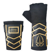 WWE Roman Reigns Gold Replica Glove Set (2016) *NEU* Official Handschuh