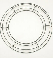 14in Metal Wire Wreath Frame : Wire Work frame form POLY DECO MESH WREATHS NEW