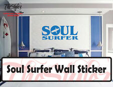 Soul Surfer Wall Vinyl Sticker