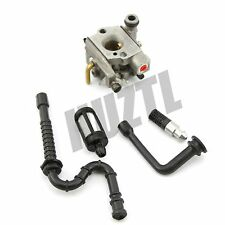 Carburetor Carb WT FUEL LINE FILTER F STIHL MS260 026 MS 260 024 MS240 Chainsaw