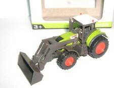 Norev Minijet Farmer Claas Axon 850 Loader. Brand new. 3 inches