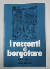 Zinnari RACCONTI DI BORGOTARO Genova Sagep 1982