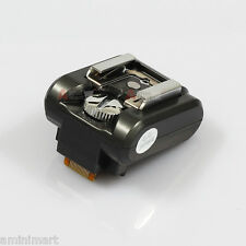 Hotshoe Hot Shoe Adapter fr Sony NEX-3 NEX-5 NEX-5N Radio Flash Light Trigger
