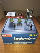 Vintage Wilesco Model Plate M56 For Stationary Steam Engines New In Original Box