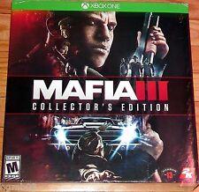 MAFIA III COLLECTOR'S EDITION XBOX ONE