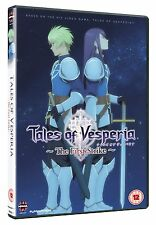 Tales Of Vesperia The First Strike Collection DVD New & Sealed Region 2 ANIME