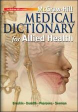 McGraw-Hill Medical Dictionary for Allied Health by Breskin, Myrna