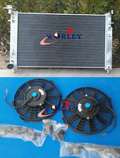 Aluminum Radiator&FANS for Holden Commodore VT VX 3.8L V6 Petrol 1997-2002 AT/MT