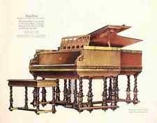 A4 Photo House & Garden 50 1926 Wurlitzer Pianos Print Poster