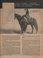 Belle Starr-Side-Saddle Oklahoma Outlaw-As Her Doctor Knew Her+Davis,Younger