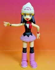 Pokemon Nintendo Diamond & Pearl Dawn Trainer Action Figure Toy Jakks 2007 RARE