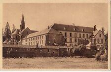 BF12437 begrolles en meuges m et l abbaye de n d de bell france front/back image