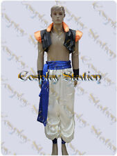 Super Saiyan 3 SSJ3 Gogeta Cosplay Costume_commission812