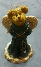 Boyds Bears Resin AMIE ANGELWINGS ALWAYS THERE Resin Angel Bearstone 228437 RFB