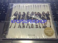 Girls' Generation - Genie CD NEW Sealed with Photocard SNSD RARE OOP Free Ship