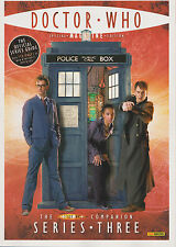 The Dr Doctor Who Companion: Series Three. DW Magazine special edition. Nr mint.