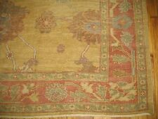 Modern Unbelievable Turkish Oushak Ushak Gallery Rug 7'1''x20'9''