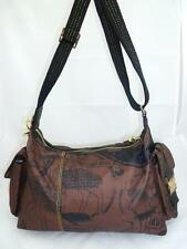 LeSportsac LAMB/L.A.M.B GWEN STEFANI ICON TEAC BROWN/GOLD BACKSTAGE SHOULDER BAG