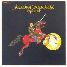 LATIN/SALSA - Explorando by La Sonora Ponceña (CD, 2006, Emusica Records)
