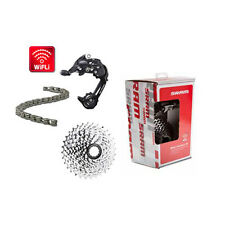SRAM Rival WiFli Climber Kit (Rear Mech, PG1050 Cassette & 10 Speed Chain)
