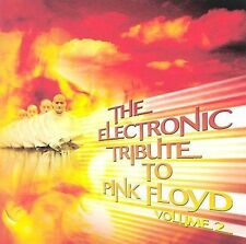 FREE US SH (int'l sh=$0-$3) NEW CD Electronic Tribute to Pink Floyd: Vol. 2-Elec