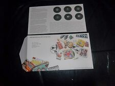 THE BEATLES ROYAL MAIL 2007 FIRST DAY COVER STAMPS SET MINT 4 X FIRST CLASS ACE