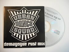 URBAN DANCE SQUAD : DEMAGOGUE ( RUST MIX ) [ FRENCH PROMO CD SINGLE  ]