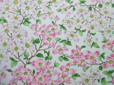 "Dogwood Trail II Branches Flower Sentimental Studios Moda Fabric 69"" REMNANT"