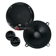 "MTX Audio TERMINATOR52 Car 5-1/4"" Terminator Series Component Speakers System"
