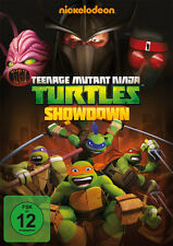 DVD * TEENAGE MUTANT NINJA TURTLES - SHOWDOWN - DVD 4 - TMNT # NEU OVP =
