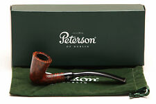 Peterson Calabash Smooth Tobacco Pipe Fishtail