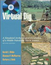 Virtual Dig: A Simulated Archaeological Excavation of a Middle Paleolithic Site