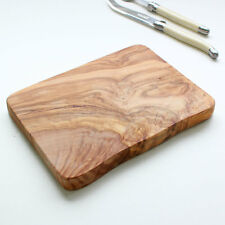 Olive Wood Cheese / Chopping Board - 20 x 14 x 2cm (WSCPN NB 21)