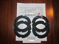 BEST Speaker Foam Surround Kit JBL SB1 JBL SB-1 Pro III MR25 Control 1 (4 pcs)