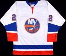 Mike Bossy Signed New York Islanders Jersey NHL