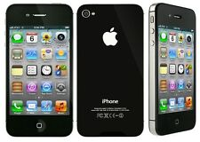 Apple  iPhone 4s - 16 GB - Black  - Factory Unlocked(Imported)