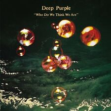 "DEEP PURPLE ""WHO DO WE THINK WE ARE"" CD NEUWARE !!!"